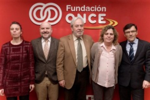 #NoticiaTTM: La Fundación Española de la Tartamudez se une al CERMI y Fundación ONCE para mejorar la inserción laboral del colectivo