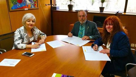 Protocolo General de Actuación junto al Imserso y el Consejo General de Colegios de Logopedas