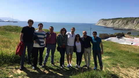 Taller grupo TTM Navarra – País Vasco
