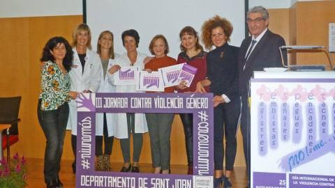 La #tartamudez finalista del III Concurso de Relato Breve sobre Violencia de Género del Departamento de Salud del Hospital de Sant Joan d'Alancant