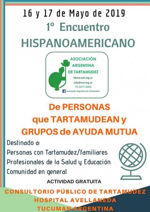 Primer Encuentro HISPANOAMERICANO