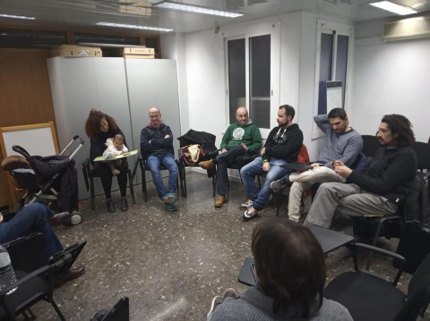 Sesión de Autoayuda en Cataluña